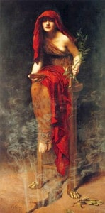 The Priestess of Delphi (John Collier)_jpg