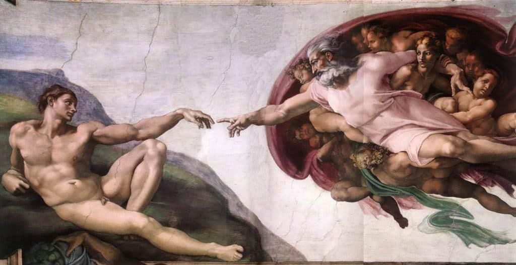 The Divine Masculine