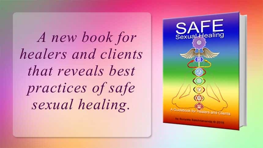 Safe Sexual Healing book