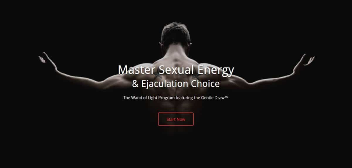 Master Sexual Energy and Ejaculation Choice