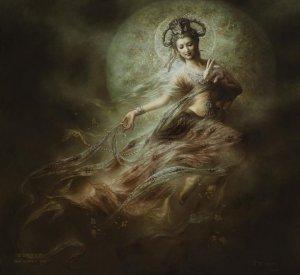 Artist-Zeng-Hao-the-divine-feminine